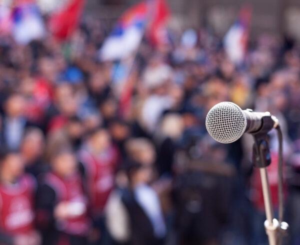 CHRISTIAN POLITICS Part 1: Participation in the Political Arena