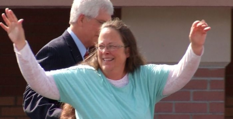 Ms. Kim Davis: Martyr to what Cause?