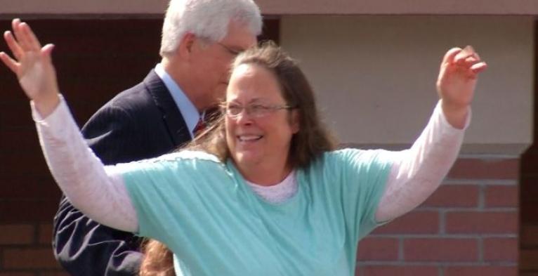Ms. Kim Davis: Martyr to what Cause?